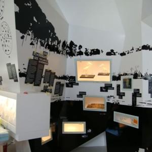 Ausstellungsbeschriftung – Schöninger Speere